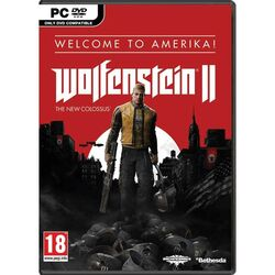 Wolfenstein 2: The New Colossus (Welcome to Amerika Edition)
