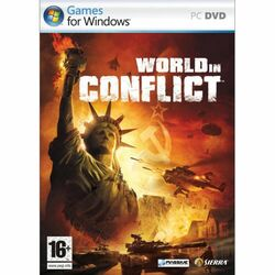 World in Conflict CZ