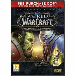 World of WarCraft: Battle for Azeroth (Pre-Purchase Copy)