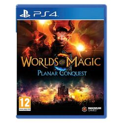 Worlds of Magic Planar Conquest na progamingshop.sk