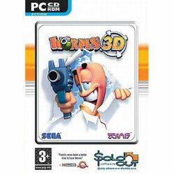 Worms 3D na progamingshop.sk