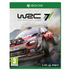 WRC 7: The Official Game