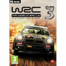 WRC: FIA World Rally Championship 3 na progamingshop.sk