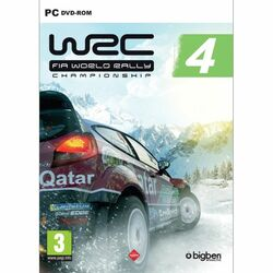 WRC: FIA World Rally Championship 4 na progamingshop.sk