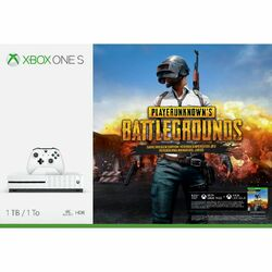 Xbox One S 1TB + PlayerUnknown's Battlegrounds (Game Preview Edition)