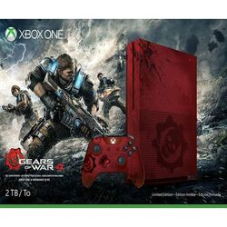Xbox One S 2TB (Gears of War 4 Limited Edition)