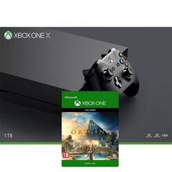 Xbox One X 1TB + Assassin's Creed: Origins CZ
