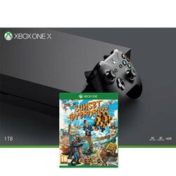 Xbox One X 1TB + Sunset Overdrive