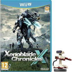 Xenoblade Chronicles X + amiibo R.O.B. Famicom