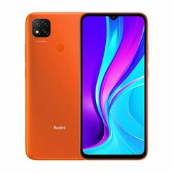 Xiaomi Redmi 9C NFC, 3/64GB, Dual Sim, sunrise orange