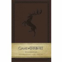 Zápisník Game of Thrones: House Baratheon