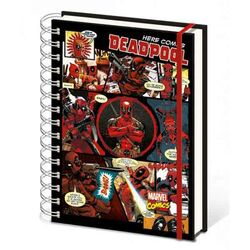 Zápisník Marvel Comics Deadpool