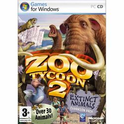 Zoo Tycoon 2: Extinct Animals na progamingshop.sk