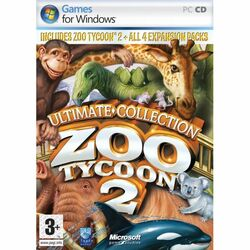 Zoo Tycoon 2 (Ultimate Collection)