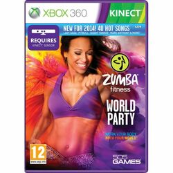 Zumba Fitness: World Party na progamingshop.sk