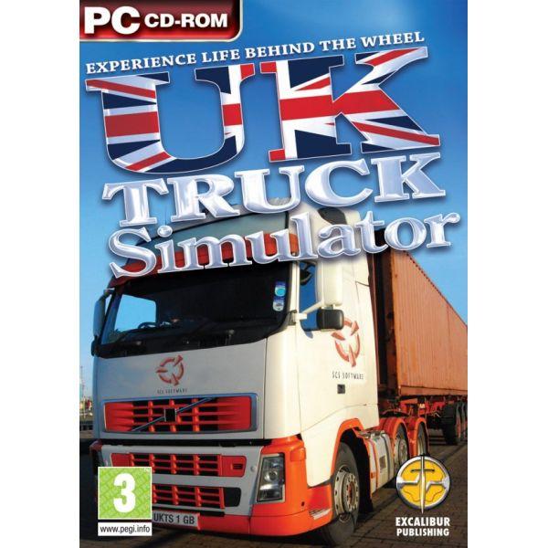 truck simulátor