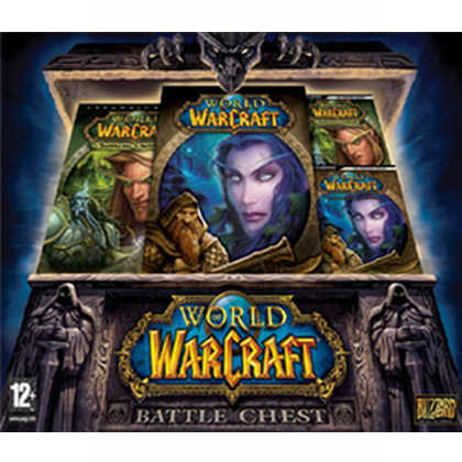 AKCIA - World of Warcraft Battle Chest