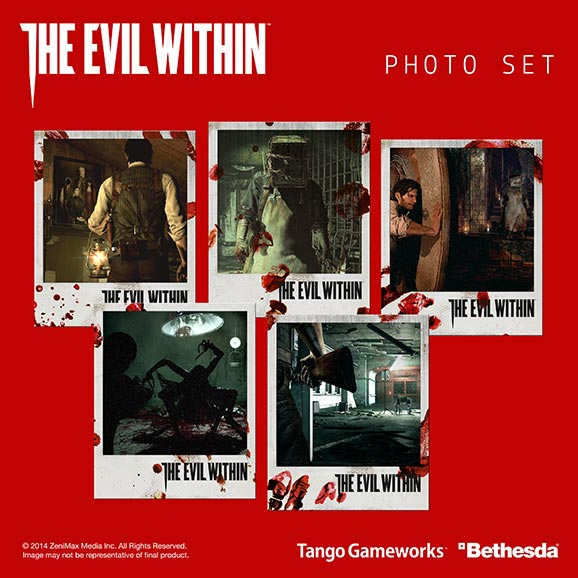 The Evil Within Photoset