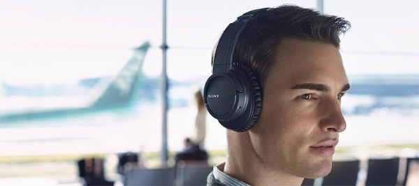 SONY MDR-ZX770BN Bluetooth Headphones