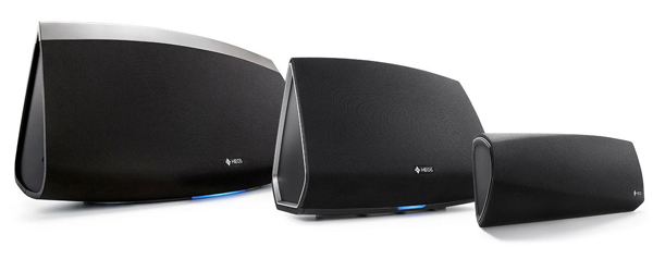 Heos by Denon - Multiroom audio system