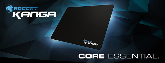 Roccat Kanga Choice Cloth Gaming Mousepad