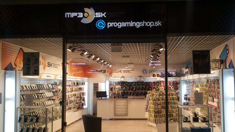 3383bdf985bdb Predajňa Žilina ProGamingShop.sk - profi obchod pre profi hráčov